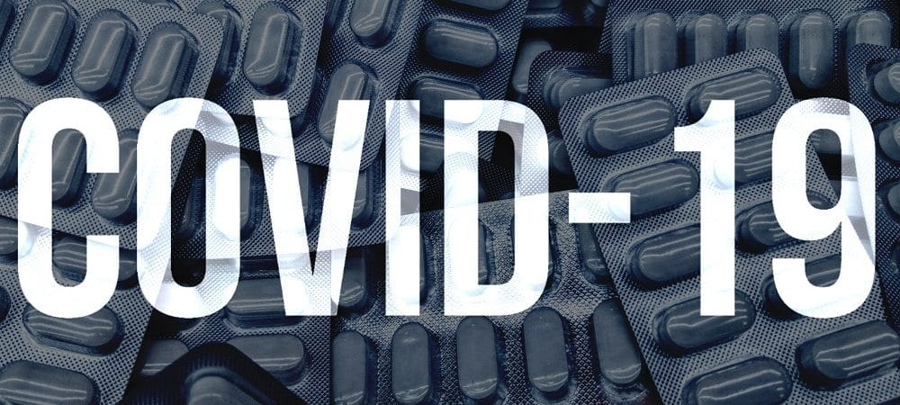 Kit Covid. Imagem: Shutterstock