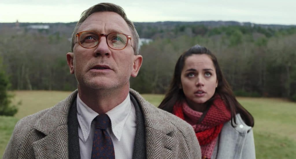 Daniel Craig e Ana de Armas fizeram parte do elenco de Entre Facas e Segredos