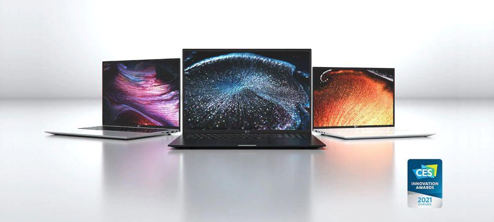 Laptops LG Gram 17Z90P