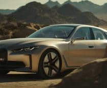 """The sound of electricity: BMW i4 gets """"engine roar"""" from award-winning composer Hans Zimmer"""