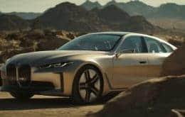 """El sonido de la electricidad: el BMW i4 recibe el """"rugido del motor"""" del galardonado compositor Hans Zimmer"""
