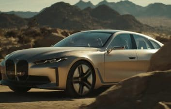 "The sound of electricity: BMW i4 gets ""engine roar"" from award-winning composer Hans Zimmer"