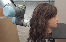 Pesquisadores do MIT desenvolvem escova de cabelo robótica