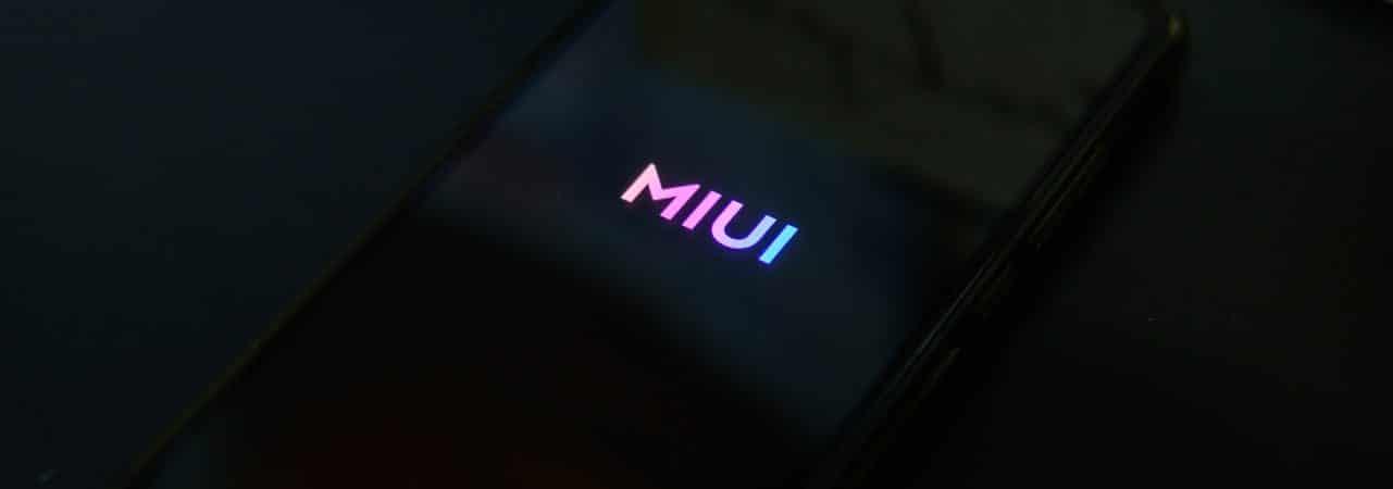 Imagem mostra a tela inicial da MIUI, a interface da Xiaomi para seus smartphones