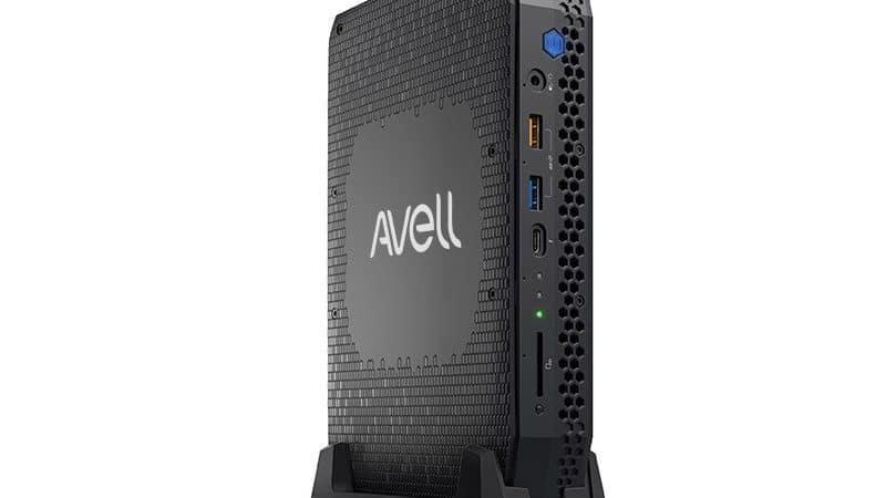 Intel NUC11 Avell