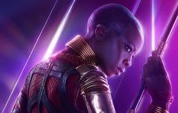 Marvel confirma Danai Gurira, a Okoye de 'Pantera Negra', em série sobre Wakanda