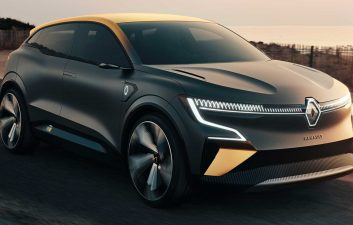 Renault Mégane 100% electric has details and first images revealed
