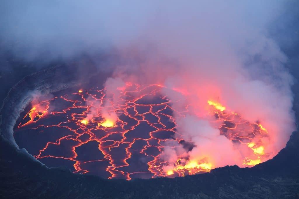Vulcão Nyiragongo