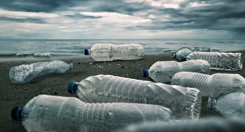 plástico, combustível, avião