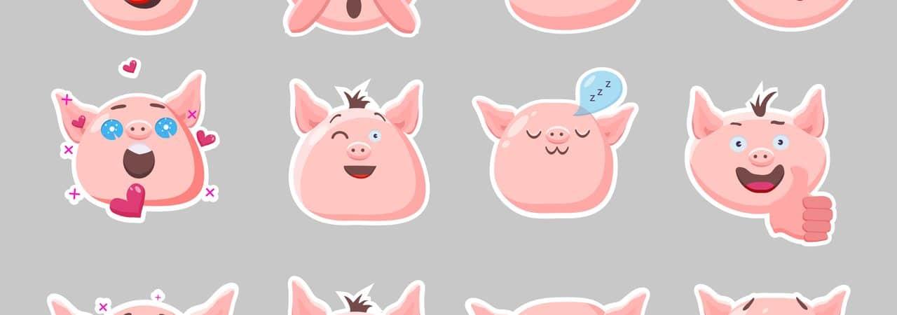 Stickers animados