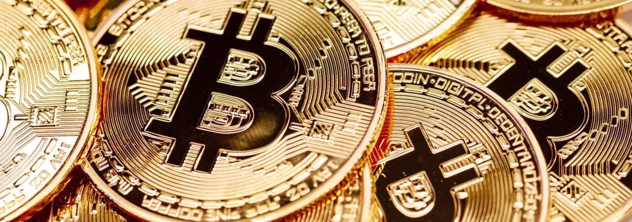Ilustración de Bitcoin