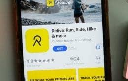 Conheça o Relive: app para monitorar e registrar os percursos de aventureiros