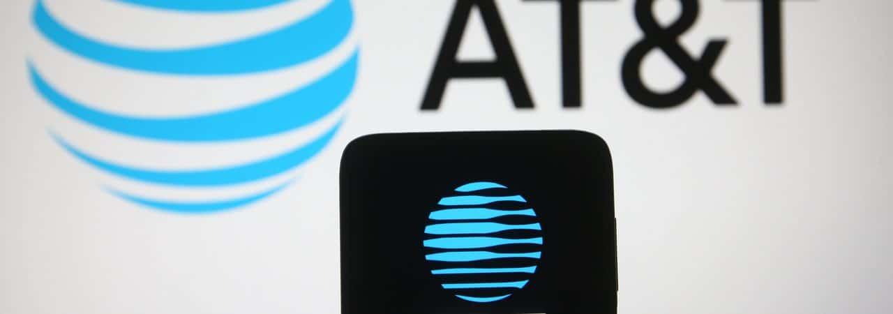 Logo da AT&T