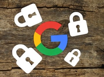 How to check the security status of your Google account
