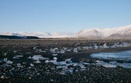 Iceland's glaciers lost 750 km² in 20 years
