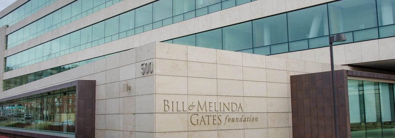 Fundação filantrópica de Bill Gates e Melinda French