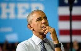 """Alienígenas? """"Há algumas coisas que não posso dizer no ar"""", afirma Barack Obama"""