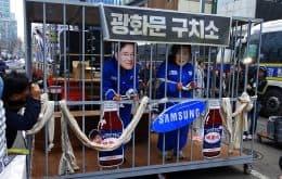Prisão de herdeiro da Samsung põe em xeque futuros da empresa e da Coreia do Sul