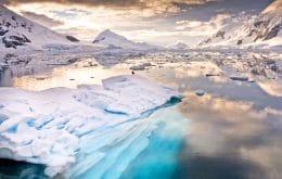 Nasa descobre dois novos lagos de água derretida sob o gelo da Antártida