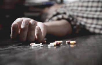 El uso de medicamentos para tratar la sobredosis disminuyó durante la pandemia.