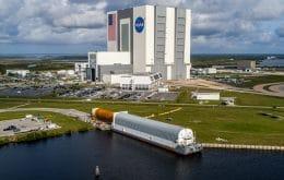Nasa avalia cronograma e previsões de lançamento de Artemis 2