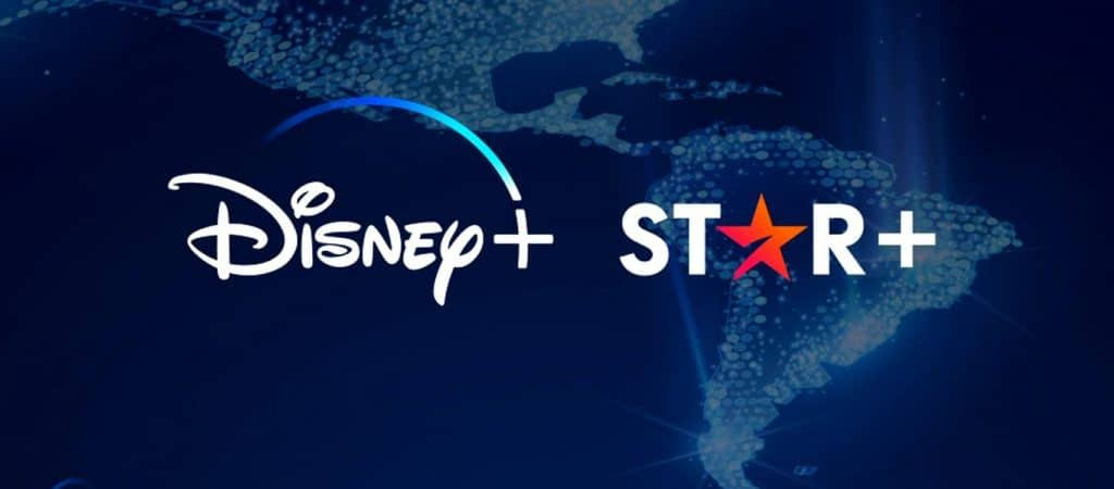 Star+: Novo streaming da Disney chega ao Brasil em 31 de agosto. Imagem: Montagem/Reprodução/Redes Sociais