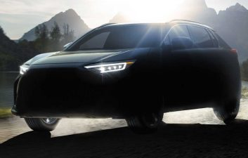 Subaru Solterra: meet the brand's first electric car, which will arrive in 2022