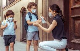 Estudo da Fiocruz indica que crianças têm menos chance de transmitir Covid-19 a adultos