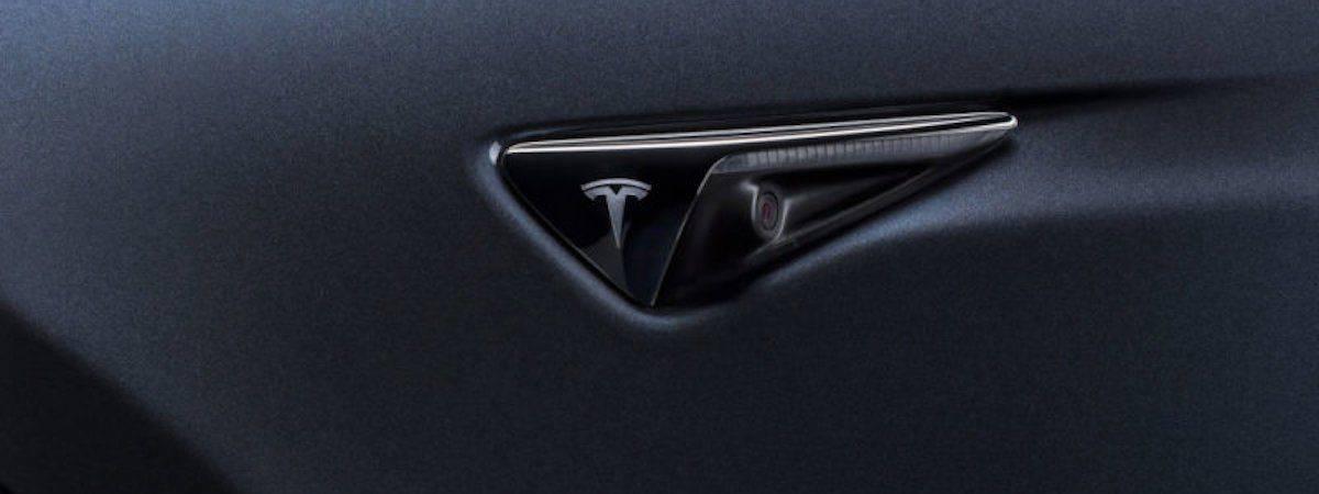 Câmeras de Tesla ajudam a polícia a prender suspeito em tiroteio nos EUA. Imagem: Divulgação/Tesla