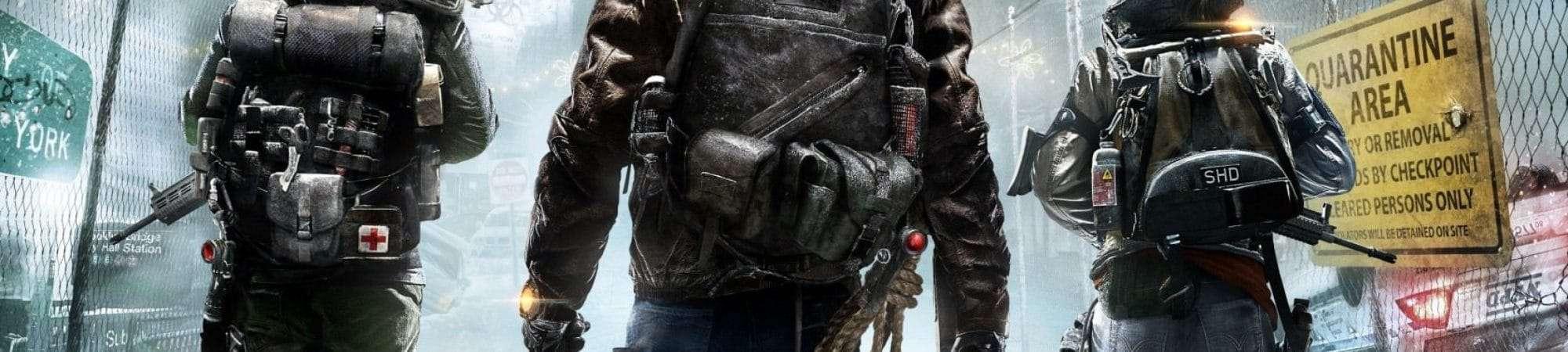 Tom Clancy's The Division. Imagem: Ubisoft/Divulgação