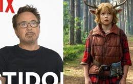 """'Sweet Tooth': Robert Downey Jr. diz que adaptação de HQ da DC é """"perfeita"""""""