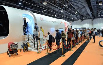 Virgin Hyperloop will launch passengers on journeys up to 1.200 km / h