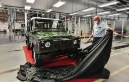 Land Rover vai restaurar carros antigos em fábrica no Brasil