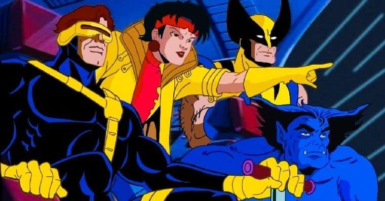 'X-Men: A Série Animada', de 1992, está disponível no Disney+. Imagem: Saban Entertainment/Reprodução