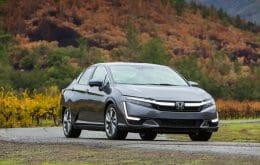 Honda finaliza la producción de Clarity enchufable e híbrido de hidrógeno