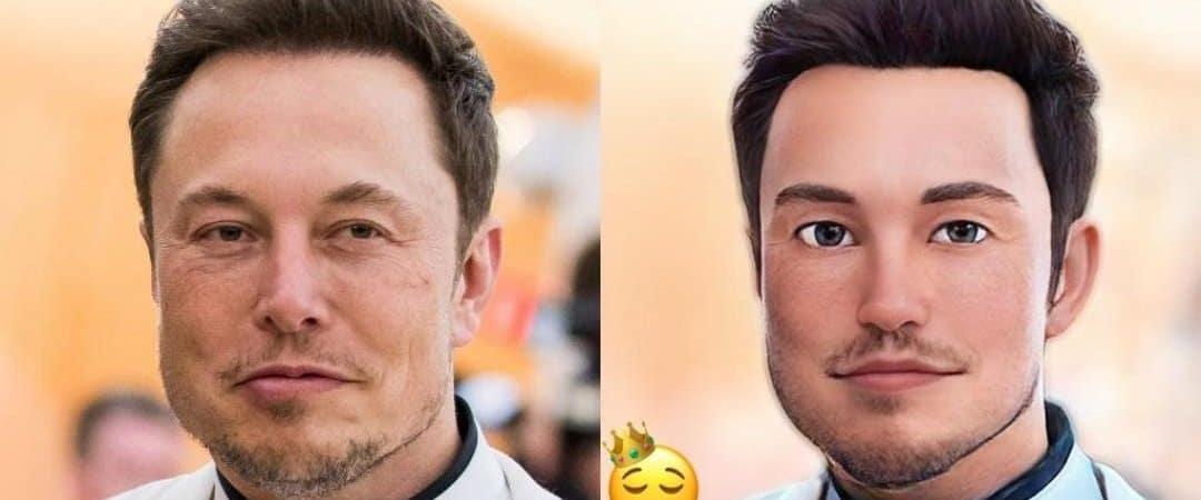 Foto do Elon Musk