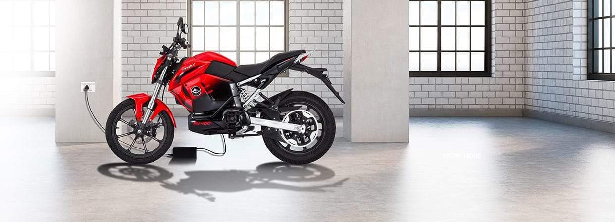 Marca popular de motos elétricas reabre pedidos, mas fecha novamente 2 horas depois após esgotar. Imagem: Revolt Motors/Divulgação