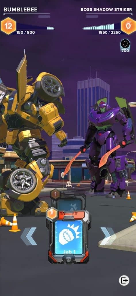 Transformers terá jogo de realidade aumentada lançado pelos criadores de Pokémon GO. Imagem: Niantic/Reprodução