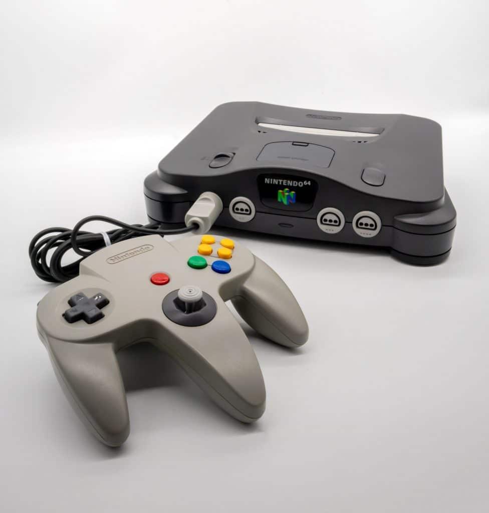Nintendo 64 faz 25 anos: relembre sucesso do console e dos seus jogos. Imagem: v74 / Shutterstock.com
