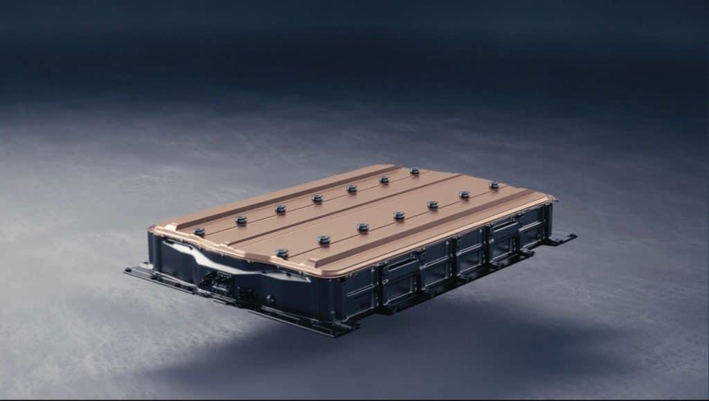 Bateria Ultium da GM