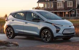New Bolt, el coche eléctrico de Chevrolet, se lanzará en septiembre