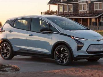 Novo Bolt, carro elétrico da Chevrolet, será lançado em setembro