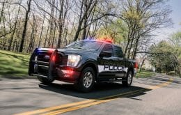 Ford F-150 Police Responding is faster than any vehicle, says US police