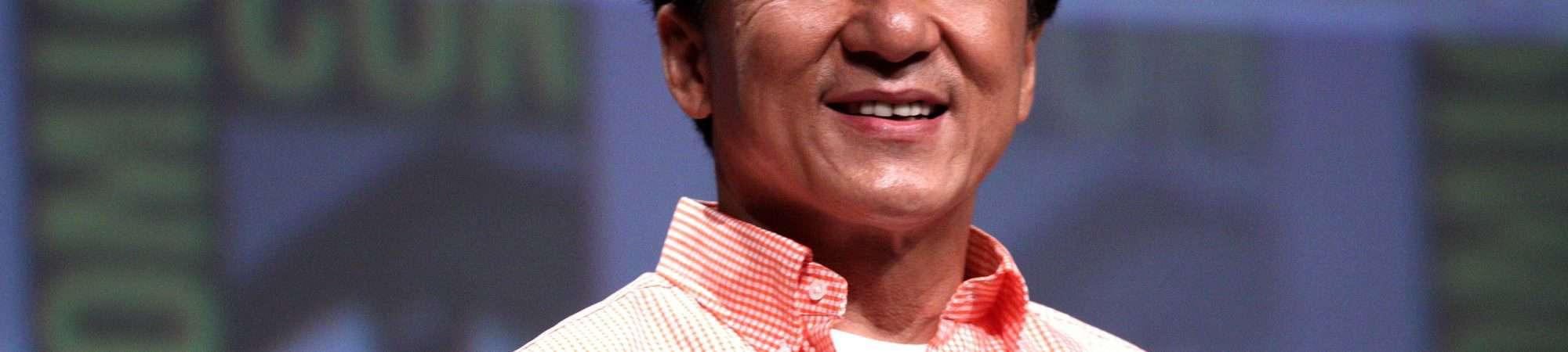 Jackie Chan na San Diego Comic Con