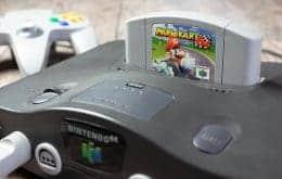 Novo recorde: cartucho lacrado de 'Super Mario 64″ é leiloado por US$ 1,56 milhão