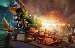 Melhor e mais bonito: PS5 ganha jogo exclusivo da saga 'Ratchet & Clank'