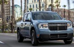 Ford Maverick 2022 vai ser super econômica em combustível