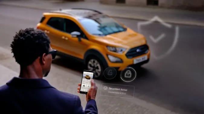 Carros da Ford agora podem dizer se estão sendo roubados. Imagem: Divulgação