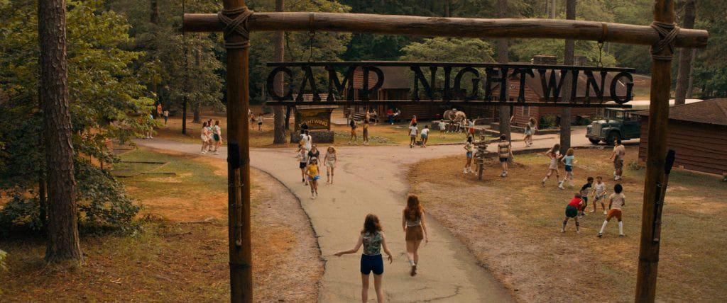 Part of 'Rua do Medo: 1978 – Part 2' takes place at a vacation camp. Image: Netflix/Disclosure