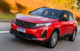 Novo Peugeot 3008 chega mais tecnológico, mas também mais caro